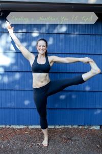 Creating a Healthier You